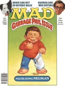 Mad (1952 series) #265, Fine+ (Stock photo)