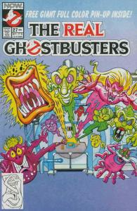 Real Ghostbusters, The (Vol. 1) #27 FN; Now | save on shipping - details inside