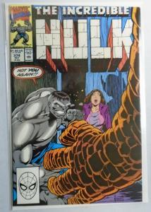Incredible Hulk (1st Series) #374, 8.0/VF (1990)