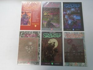 Starchild Run: #0-5 8.0 VF (1993)