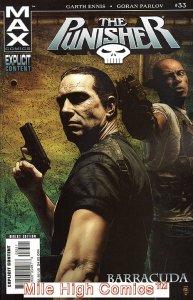 PUNISHER MAX (2004 Series) #33 Near Mint Comics Book