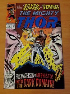 The Mighty Thor #443 ~ NEAR MINT NM ~ (1992, Marvel Comics)