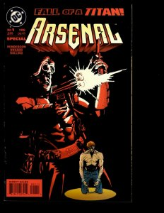 10 DC Comics Arsenal #1 Team Titans #17 18 19 20 21 22 23 24 '94 Deathwing GK24