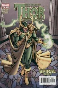 Thor (1998 series) #64, NM- (Stock photo)