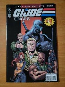 G.I. Joe Origins #1 ~ VERY FINE - NEAR MINT NM ~ 2009 IDW Comics