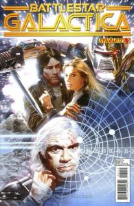 Classic Battlestar Galactica (Vol. 2) #4 VF/NM; Dynamite | save on shipping - de
