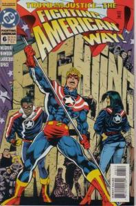 Fighting American (1994 series) #6, NM (Stock photo)