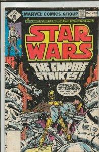 Star Wars #18 Vintage 1978 Marvel Comics C3PO Diamond Variant