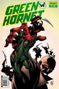 Green Hornet (2010 series) #16, VF+ (Stock photo)