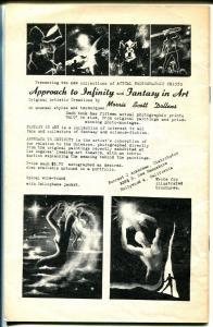 Fantasy Advertiser 4/1951-pulps for sale fanzine-5th Anniversary-VF