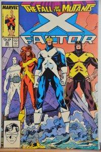 X-Factor #26 (1988) VF-NM, Key Book !!