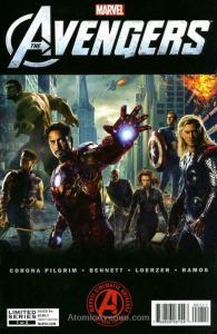 Marvel's The Avengers #1 FN; Marvel | save on shipping - details inside