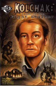 Kolchak: Tales of the Night Stalker #3A FN; Moonstone | save on shipping - detai