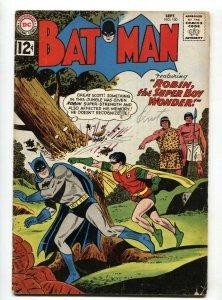 Batman #150 - 1962-DC Comics-Robin gains super powers- Silver Age- VG-