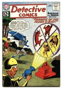 DETECTIVE COMICS #305 comic book 1962 BATMAN FN+