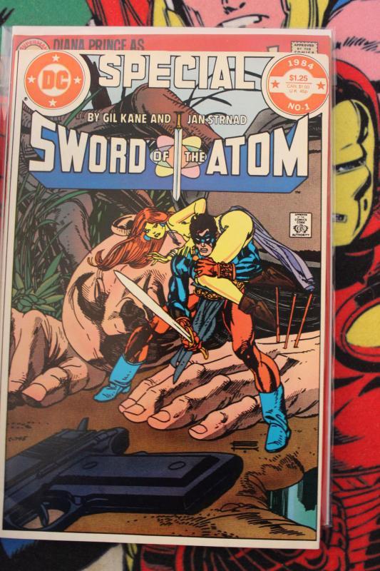 Sword of the Atom Special 1 VF