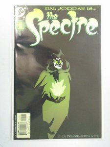 The Spectre (4th Series) #1 8.5 VF+ (2001)