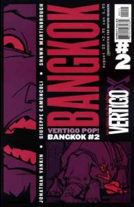 Vertigo Pop! Bangkok #2 FN; DC/Vertigo   save on shipping - details inside