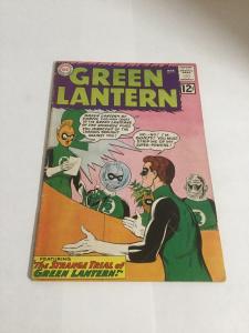 Green Lantern 11 Vg+ Very Good+ 4.5 DC Comics Silver Age