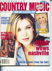 Australian Country Music Roundup-Gina Jeffreys-Dolly Parton-Brian Young-Sept-199