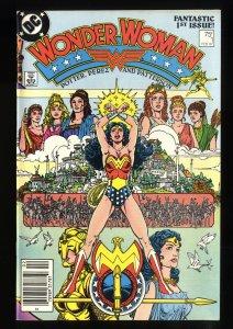 Wonder Woman #1 VF 8.0 Newsstand Variant