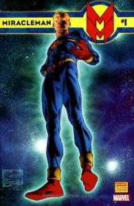 Miracleman (2nd Series) #1 VF/NM; Marvel | save on shipping - details inside