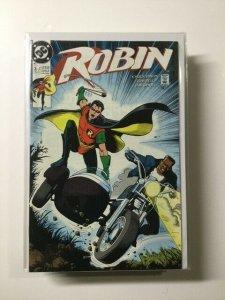 Robin #3 (1991) HPA