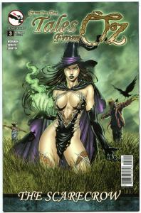 GRIMM FAIRY TALES, TALES From OZ #3 A, NM, Dorothy, 2014, more GFT in our store