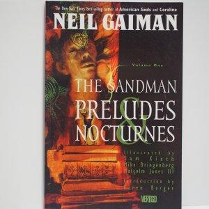 Sandman Preludes and Nocturnes Trade Paper Back Vol #1 (1995) Very Fine