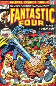 Fantastic Four (1961 series) #139, VG- (Stock photo)