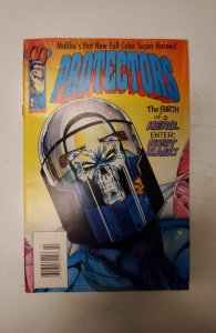 Protectors #2 (1992) NM Malibu Comic Book J719