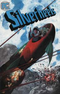 Silverheels #3 VF/NM; Pacific | save on shipping - details inside