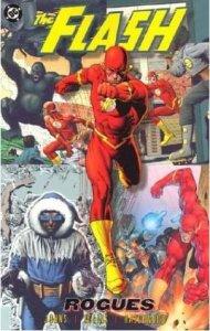 Flash (1987 series) Rogues TPB #1, VF+ (Stock photo)