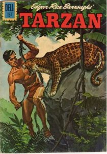 Tarzan (1948 series) #128, Fine (Stock photo)