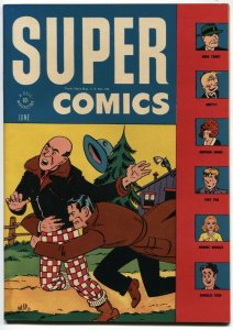 SUPER #97-1946-DICK TRACY-CLYDE BEATTY-LITTLE ORPHAN ANNIE-WINNIE WINKLE--DELL