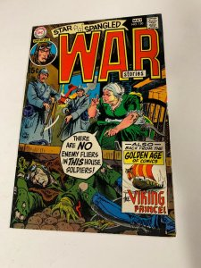 Star Spangled War Stories 150 7.5 Very Fine - Vf- Enemy Ace Dc Silver Age