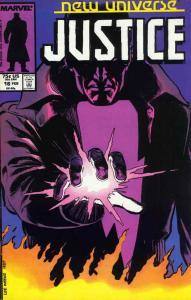 Justice (Marvel) #16 FN; Marvel | save on shipping - details inside