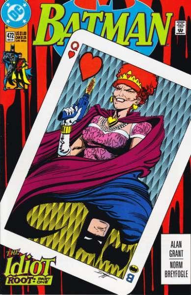 Batman (1940 series) #472, VF+ (Stock photo)