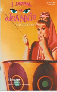 I Dream of Jeannie Wishbook #1A VF/NM; Airwave | save on shipping - details insi