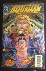Aquaman #75 (2001)