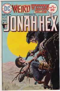 Weird Western Tales #27 (Sep-73) VF- High-Grade Jonah Hex