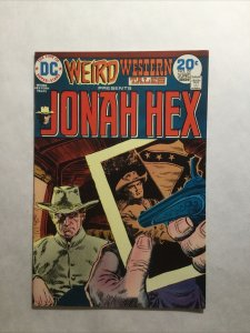 Weird Western Tales 22 Very Fine Vf 8.0 Dc Comics
