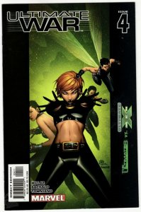 ULTIMATE WAR #4 (VF+) 1¢ Auction! No Resv!