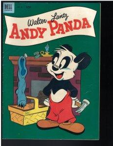 Andy Panda #17 (Dell, 1953)