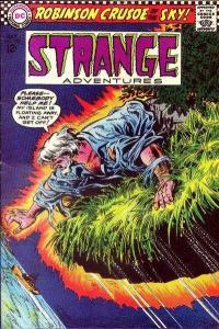 Strange Adventures (1950 series) #202, Fine- (Stock photo)