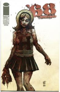 '68 HOMEFRONT #1 A, NM,1st Print, Zombie, Walking Dead, 2014, more in store