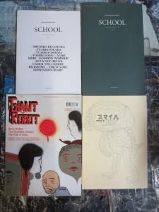 School Women & Japanese Culture #1,2 & More! Smile PCP Giant Robot Magazine
