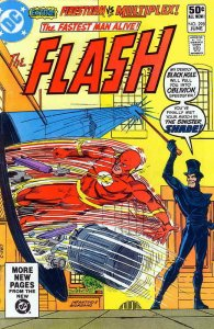 Flash, The (1st Series) #298 VF; DC   save on shipping - details inside