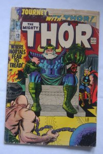 Journey into Mystery with Thor #122