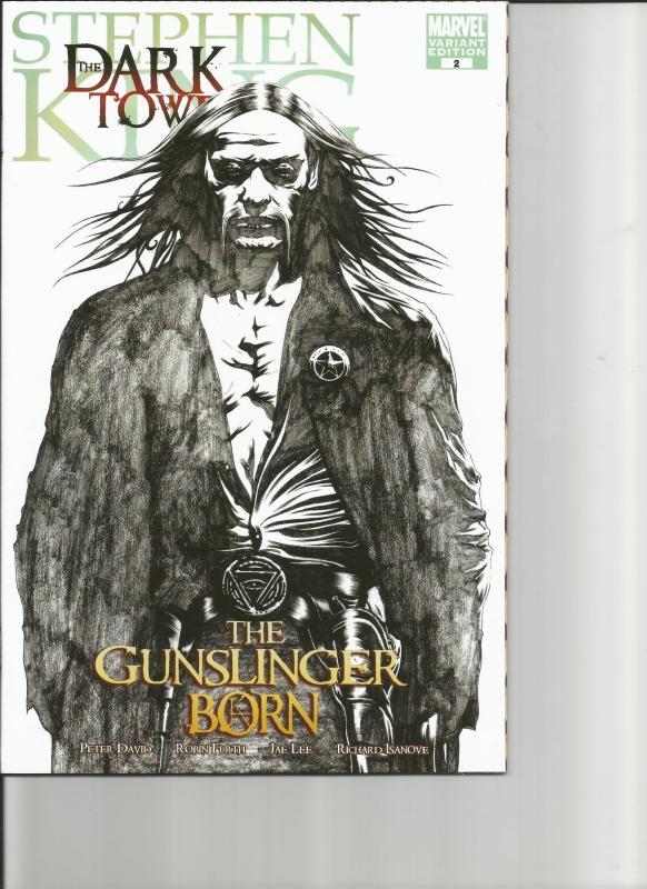 Dark Tower: The Gunslinger Born #2b
